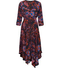 vest hudson jurk knielengte multi/patroon desigual