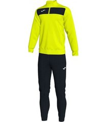 sweater joma academy ii trainingspak - geel-zwart