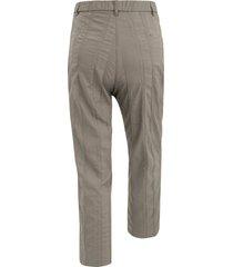 7/8-broek wash & go model bea met zakken voor van kjbrand groen