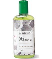 gel hidratante corporal orgânico de aloe vera botanicaloe 200ml