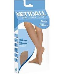 meia 3/4 kendall suave compressão feminina - feminino