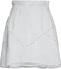 jon kort kjol grå iro