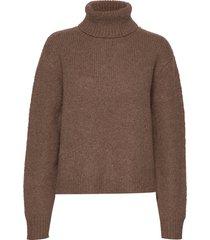 nova sweater turtleneck coltrui bruin hope
