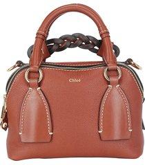 chloé daria small handbag