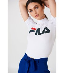fila every turtle tee - white