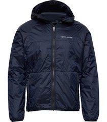 mav hl liner hood jacket tunn jacka blå henri lloyd