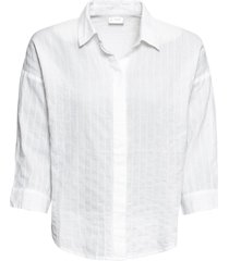 camicetta oversize (bianco) - bodyflirt