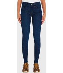 jeans  tommy hilfiger waza celeste - calce skinny