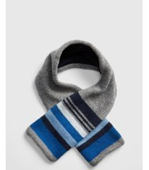bufanda toddler boys azul gap