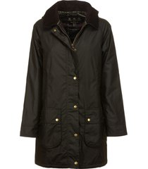 barbour lady ba canfield wax jacket