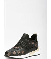 buty do biegania z tłoczonym logo model maygin