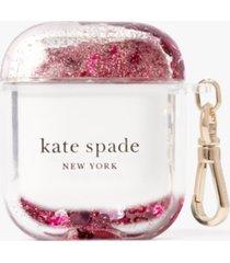 kate spade new york glitter airpods case