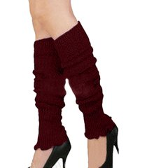 calcetines de baile de punto