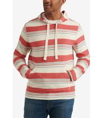 lucky brand men's loop terry baja hoodie