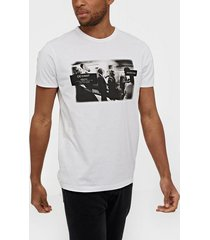solid holger ss t-shirt t-shirts & linnen white