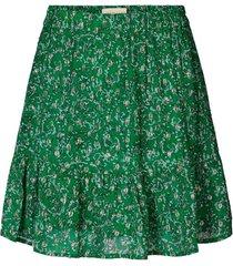 rok met lurex alexa  groen