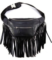 like dreams rain dance fringe fanny pack