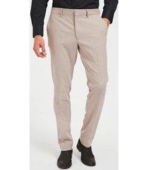 melanżowe spodnie marciano