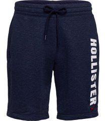 tech logo shorts shorts casual blå hollister