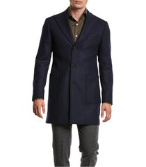 rock-structure coat blazer