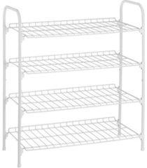 honey can do 4 tier accessory shelf