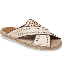 pia sandaletter expadrilles låga multi/mönstrad see by chloé