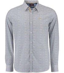 overhemd katikati donkerblauw