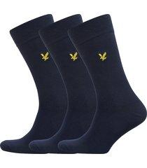 angus underwear socks regular socks blå lyle & scott