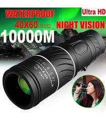 40x60 / 16x52 ultra hd optical day night vision monocular