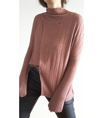 sweater chocolate zulas amistosa
