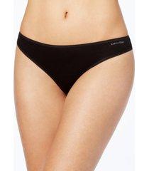 calvin klein cotton form thong underwear qd3643