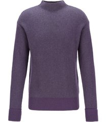 boss men's badero relaxed-fit sweater