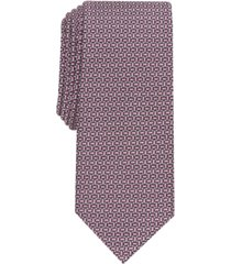 alfani men's pearl geo necktie, created for macy's