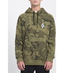 sweater volcom men's deadly stone pullover