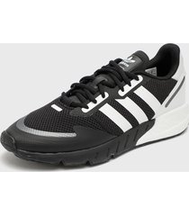 zapatilla  zx 1k boost  negro adidas originals