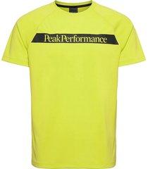 m pro co2 short sleeve black t-shirts short-sleeved gul peak performance