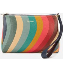 paul smith women's wristlet swirl - multi