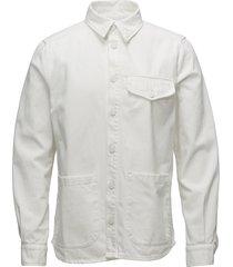 kyle shirtjacket overshirt wit holzweiler