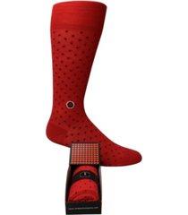 love sock company men's socks gift box - biz dots