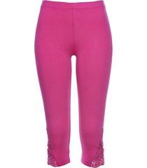 leggings capri (fucsia) - bpc selection