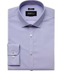 awearness kenneth cole purple extreme slim fit dress shirt