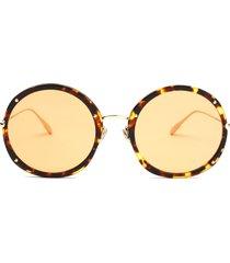 dior dior diorhypnotic1 yellow havana sunglasses