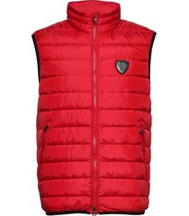 jacket väst röd ea7