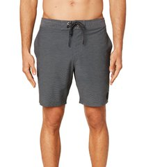 o'neill staple cruzer board shorts, size 34 in black at nordstrom