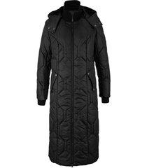 giaccone lungo trapuntato (nero) - bpc bonprix collection