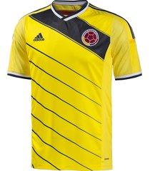 camiseta colombia hombre nike g85387 amarillo