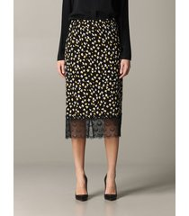 michael michael kors skirt michael michael kors patterned skirt