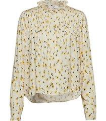 isabel shirt blouse lange mouwen geel lovechild 1979