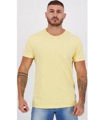 camiseta reserva basic psyflor amarela - masculino