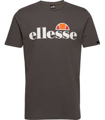 el sl prado tee t-shirts long-sleeved grå ellesse